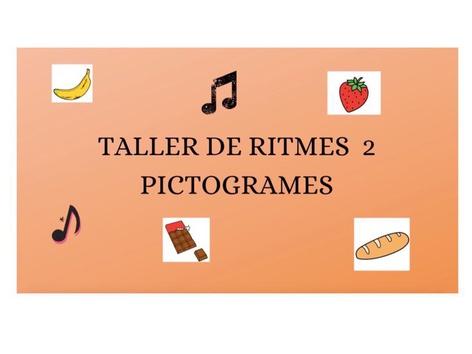 Taller De Ritmos Con Pictogramas (1) by Susa Campos