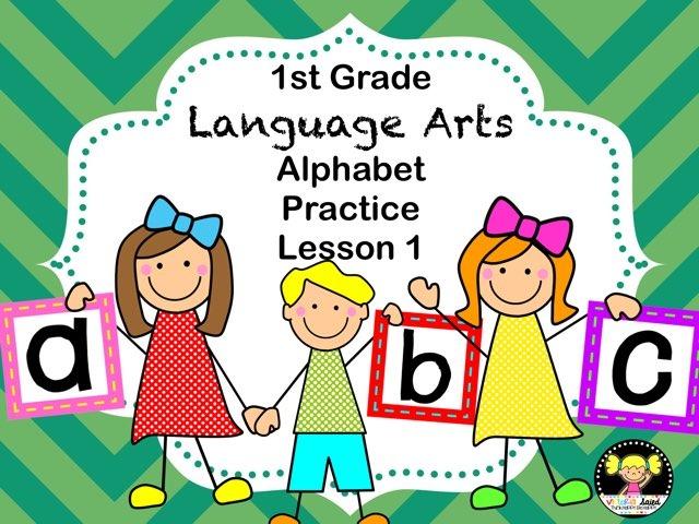 Language 1.1.a - Lesson 1 by Jennifer