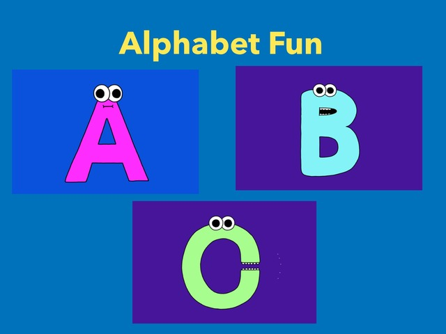 Alphabet Fun Letters N To Z Level 1 by English Time