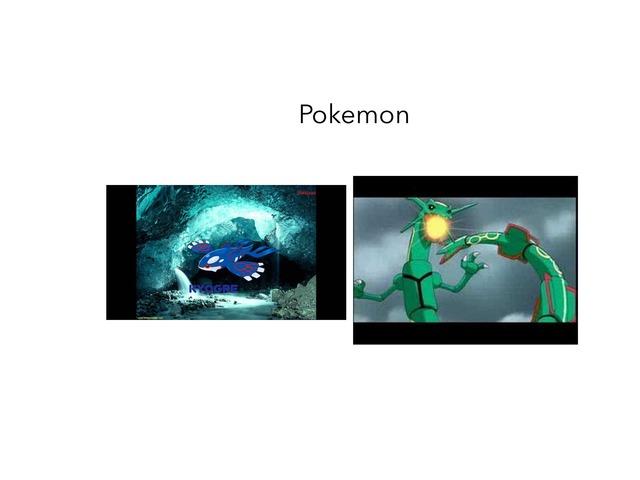 Pokemon by David Barroso Herrero