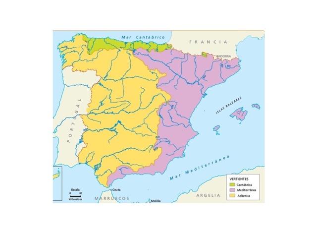 Ríos De España by Nicolas Gonzalez Tejero