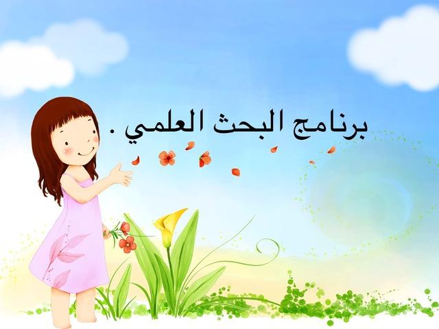 برنامج البحث العلمي by Fattomah Al Deabel