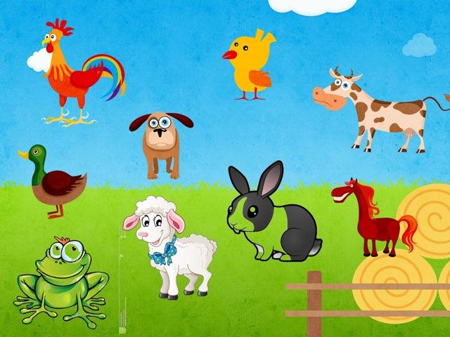 أصوات حيوانات المزرعة by T.Ze.A. Ab.