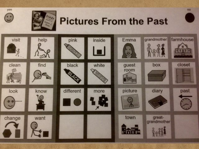 November Lesson 2 Sight Word Find For Pictures From The Past by Tanya Folmsbee