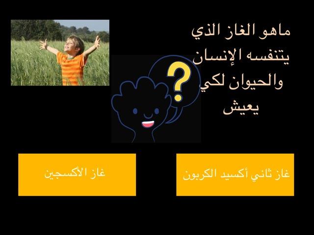 علوم ثاني ابتدائي by علي الزهراني