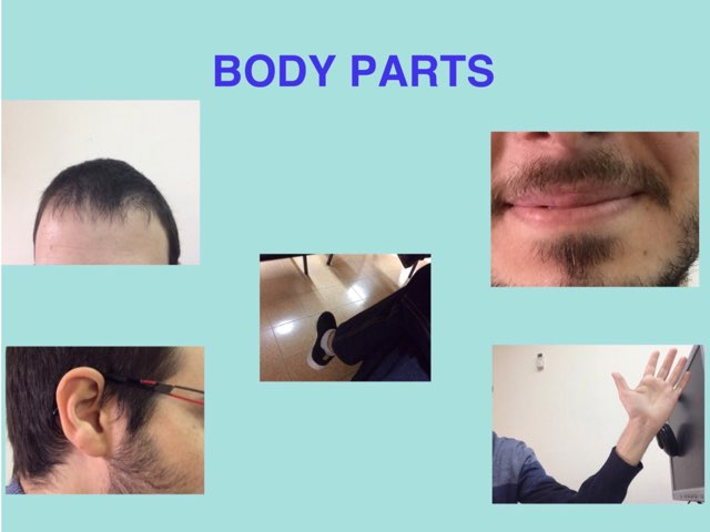 Body Parts - Moran Sharir by Moran Sharir