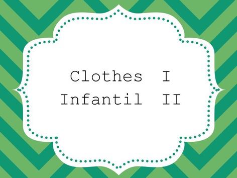 Infantil II - Clothes I by Thais Baumgartner