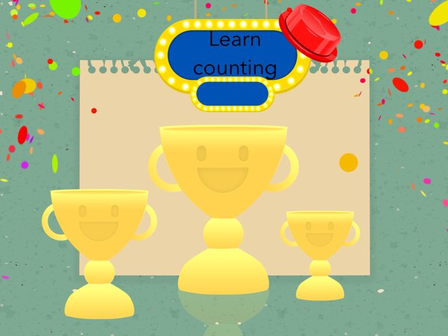 Counting Game For Kids by Harshini Kamala Kannan