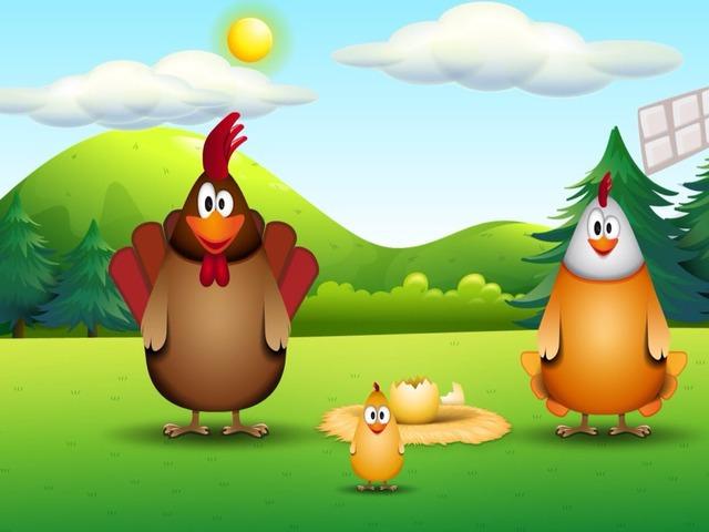 دجاجتي الكبيرة by ثريا الناجم