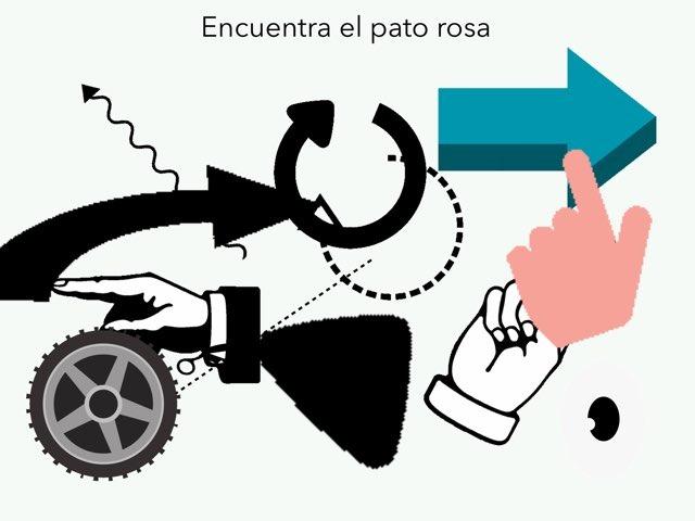 Encuentra El Pato Rosa by Dani _ _