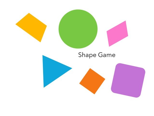 Shape Game by Tiffany Torrey