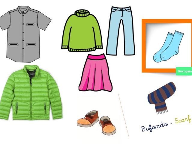 Clothes  by Marta Edo Monlleó