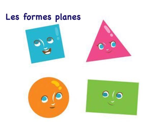 Les Formes Planes by Severine Mengin Cordoba