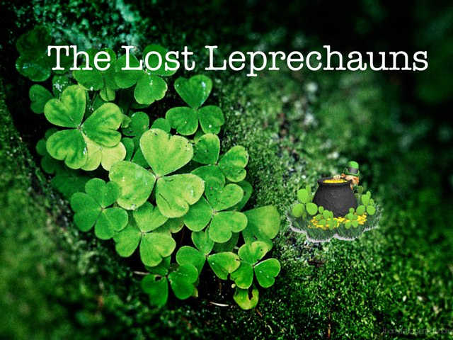 The Lost Leprechauns by Ellen Weber