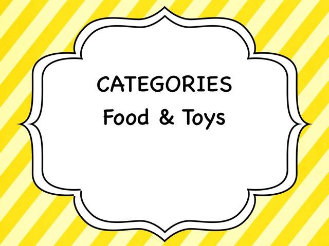 Categories  by Bella Gomez
