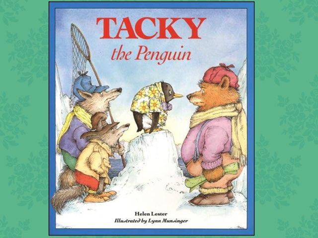 Tacky by Mary Huckabee