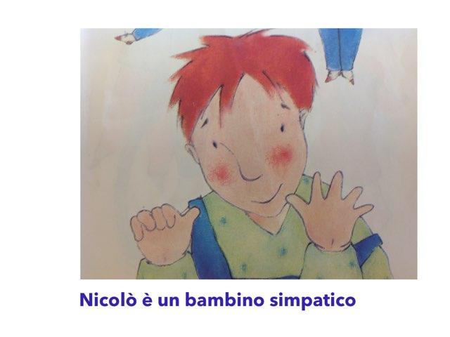 Nicolò e Brilli by Daniela Rossi