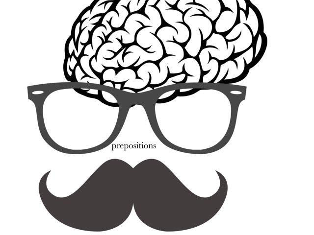 Prepositions. A1-A2 by Diana Vornicu-Eger