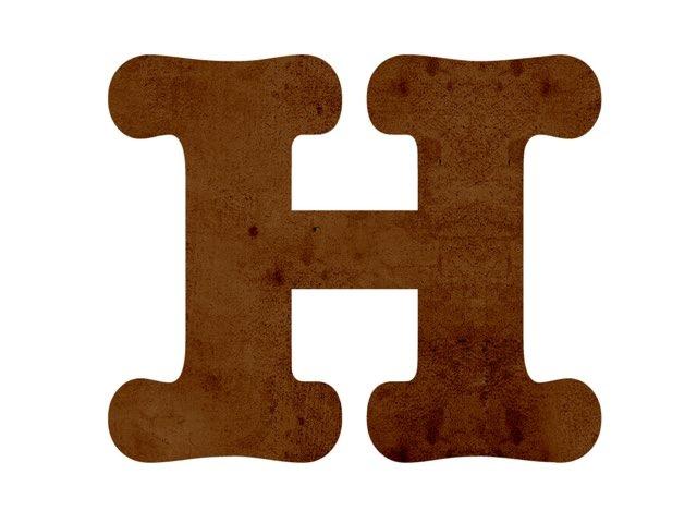 لعبة 30حرف H by الجوهرة الهاجري