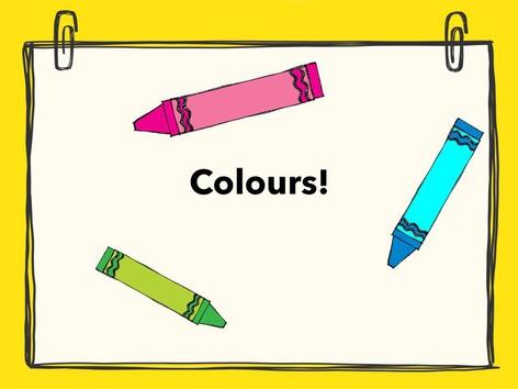 Colours by Bibiana Ortiz Deive