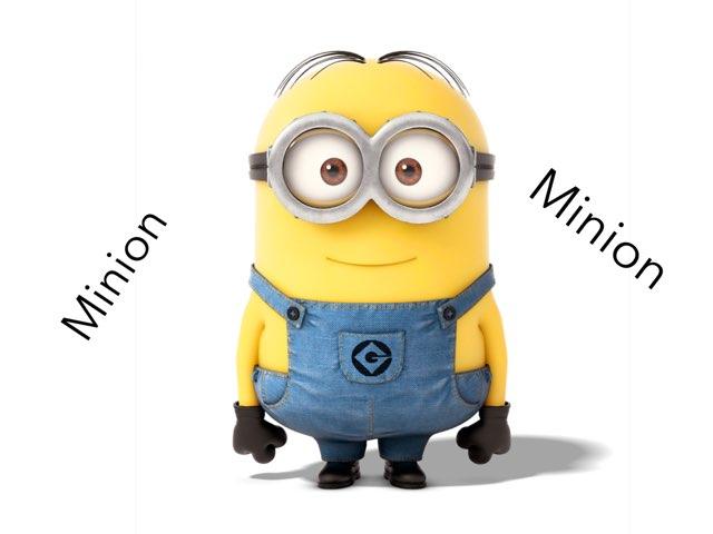 Minion by Xavi Aparisi