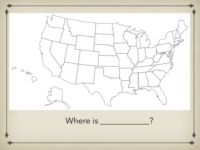 Geography Review Game -Turner by Mz Web