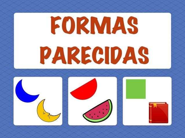 Formas Parecidas  by Hadi  Oyna