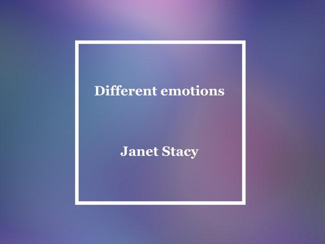 Emotions by Dara Nadine