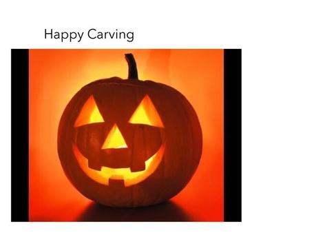 Lighting The Pumpkin by Carla Taylor