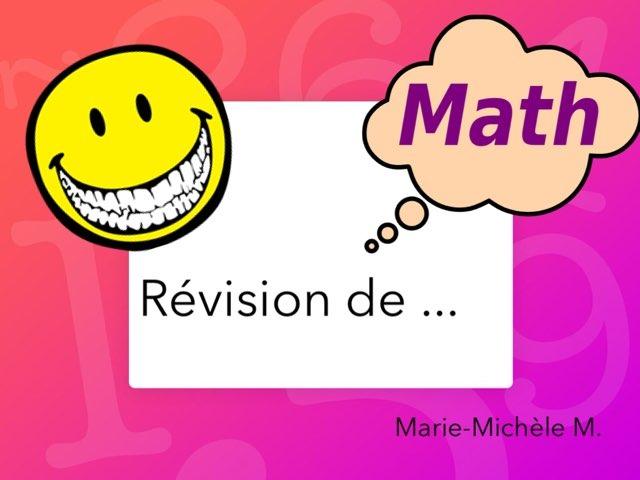 Algèbre 2017-1 by Marie-Michèle Mathieu