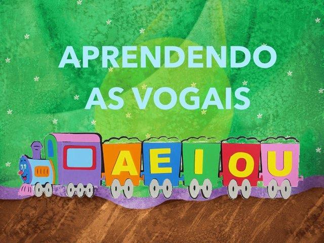 Vogais by Nucleo Aprendizagem