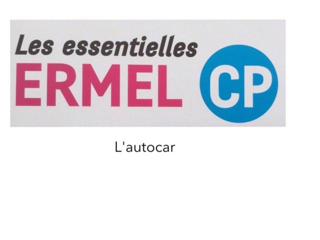 Situation De L'autocar ERMEL by Fabien EMPRIN