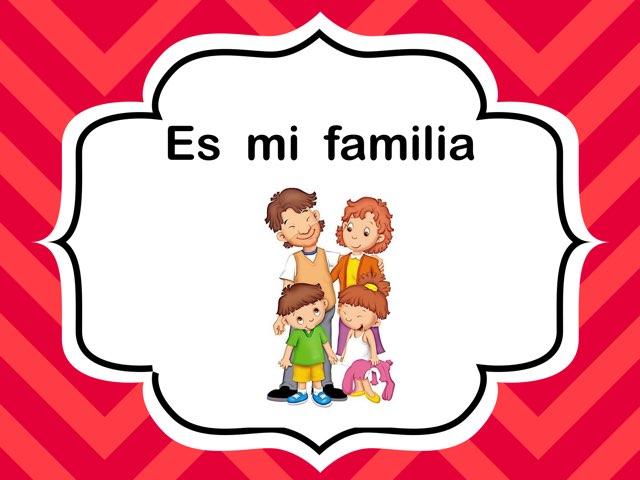 Es mi familia by Rosalva Correa