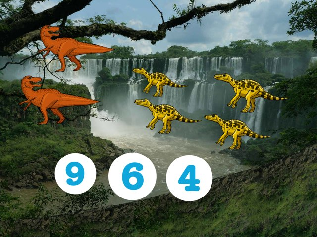 Dinosaur Math by Elm School Grade One