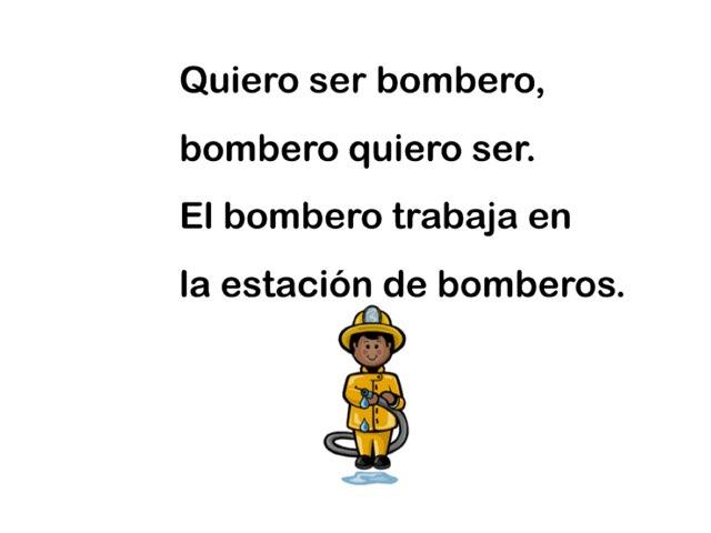 Quiero ser bombero (2nd) by Allison Shuda