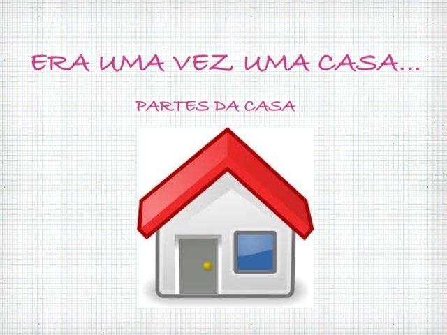 Partes Da Casa by Bárbara Rocco