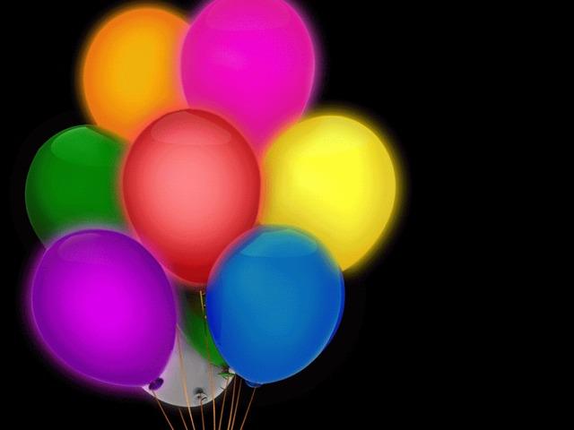 Balloons Balloons 🎈 Puzzles by Yam Goddard