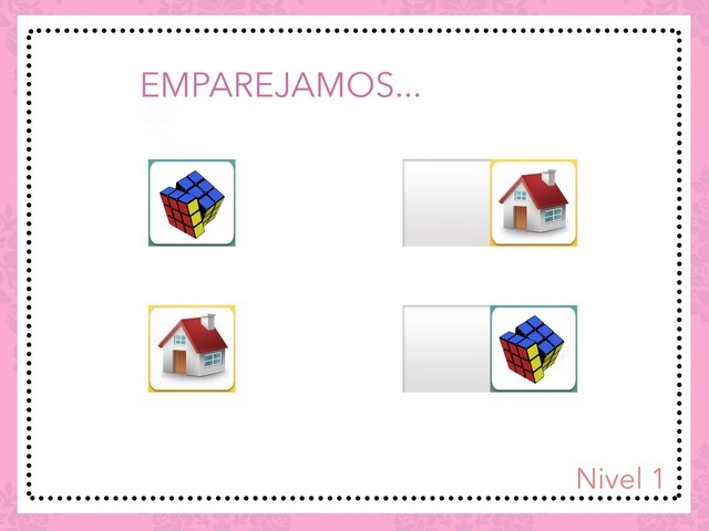 EMPAREJAMOS - Nivel 1 by Zoila Masaveu