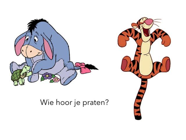 Teigetje en Iejoor by Anne Van eup