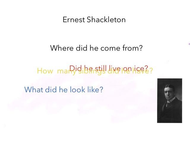 Ernest by Birdwell Year2