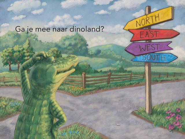 Dinosaurus telspel tot 20 by Florine Ham