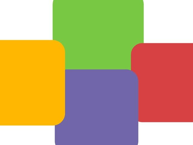 Colorful Shape Puzzle  by Aiden Borlongan