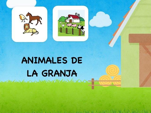 Animales De Granja Y Del Zoo by Francisca Sánchez Martínez