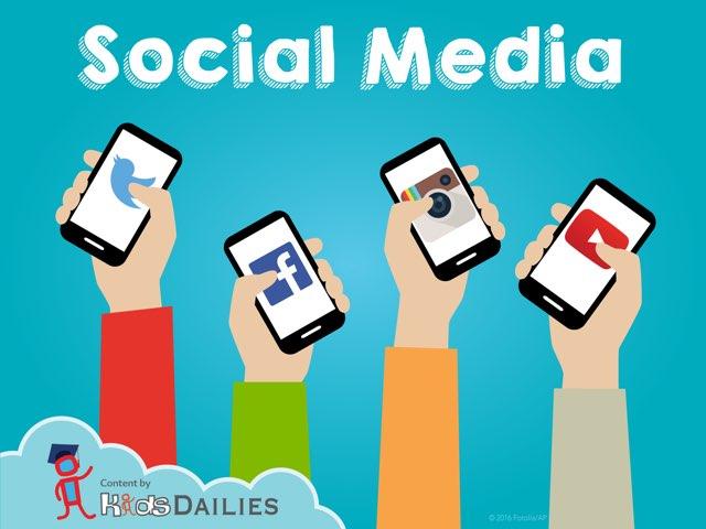 Social Media by Kids Dailies