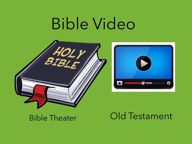 Bible Videos: Bible Theater O.T. by Carol Smith