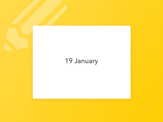 19 Jan by Resource Room