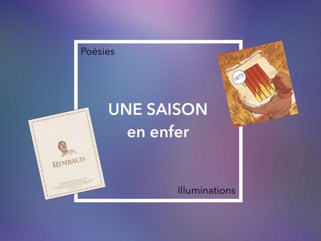 Une Saison En Enfer - Introduction by Olivier MIGOT