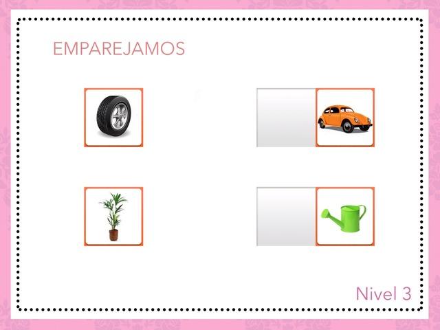 EMPAREJAMOS - Nivel 3 by Zoila Masaveu