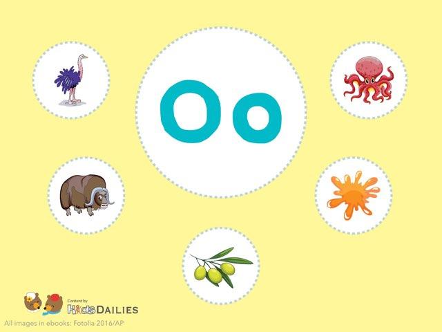 Oo by Kids Dailies