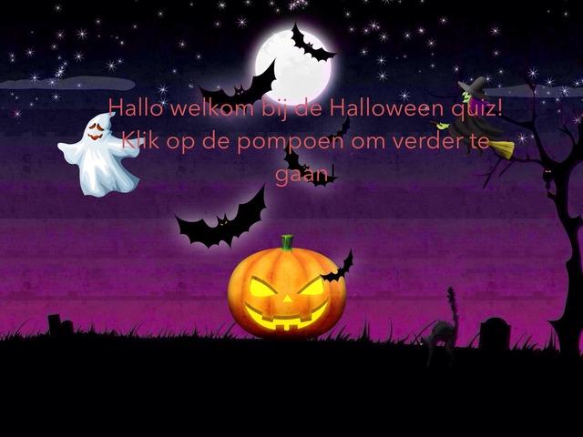 Halloween Quiz by Marvin Schoormans